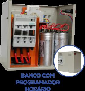 Bancos de Capacitores Semi-Automáticos